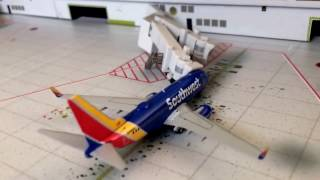 "Gemini jets airport ""Southern Washington Int"