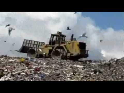 Cat Food Ratings >> Landfill Solid Waste Management in Vancouver's Delta Dump Site - YouTube