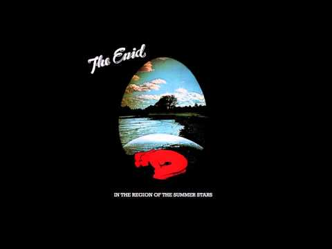 The Enid - In The Region of the Summer Stars (1976 mastertapes first edition)
