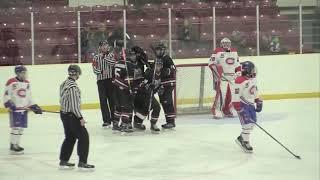 OJHL Highlights: Toronto Jr Canadians vs Mississauga Chargers - Oct 20, 2018