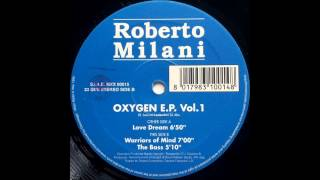 Roberto Milani - Warriors Of Mind