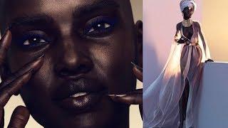 Is a Fake Digital Model a Win For Dark Skinned Black Women?