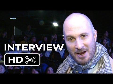Noah Premiere Interview - Darren Aronofsky (2014) - Russell Crowe Movie HD