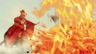 Liệu Hỏa Đức Tinh Quân Dùng Tuyệt Chiêu Này Có Thắng Nổi Yêu Quái Khủng Khiếp Không | Tây Du Ký