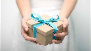 Как оригинально подарить подарок? Сюрприз - подарок спрятан в трёх коробках