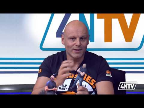 4NTV Episode 3 John Raine and the Big Announcement from Stefan Thomas