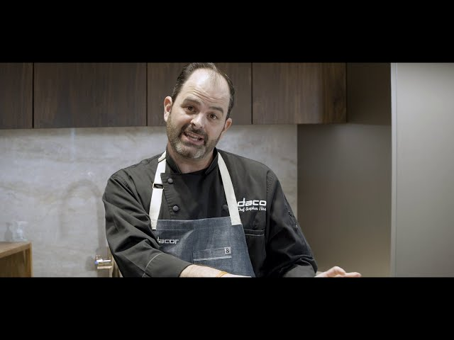 Dacor Cooking - Part1
