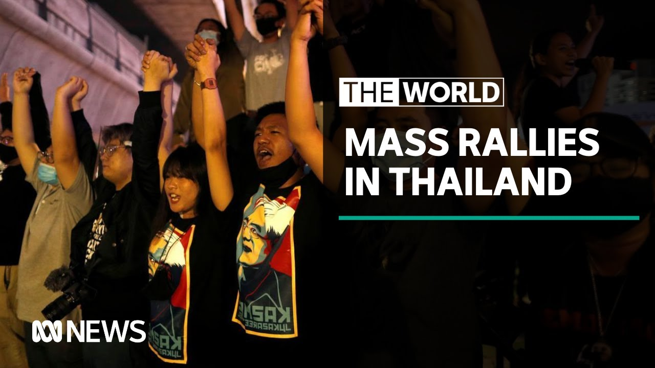 Thai protesters call for PM to resign | The World