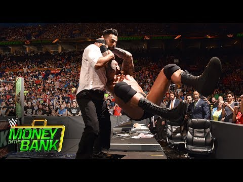 Jinder Mahal vs. Randy Orton - WWE Title Match: WWE Money in the Bank 2017 (WWE Network Exclusive)