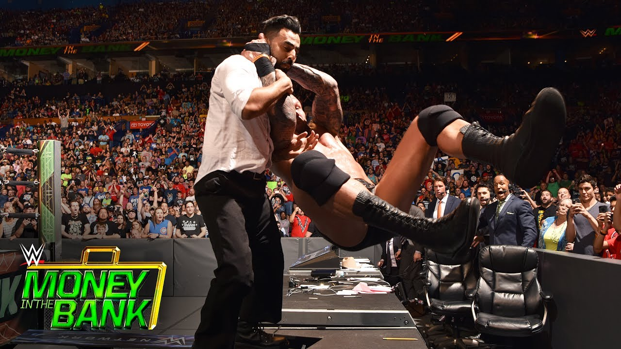 money in the bank - photo #32