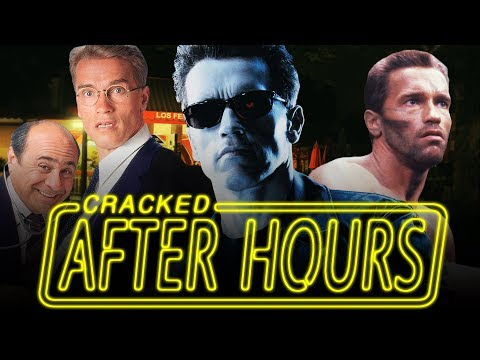 After Hours  All Arnold Schwarzenegger Movies Are In The Same Terminator Universe