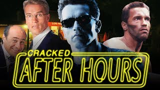 After Hours - All Arnold Schwarzenegger Movies Are In The Same Terminator Universe