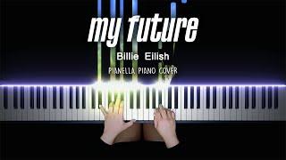 Baixar Billie Eilish - my future | Piano Cover by Pianella Piano