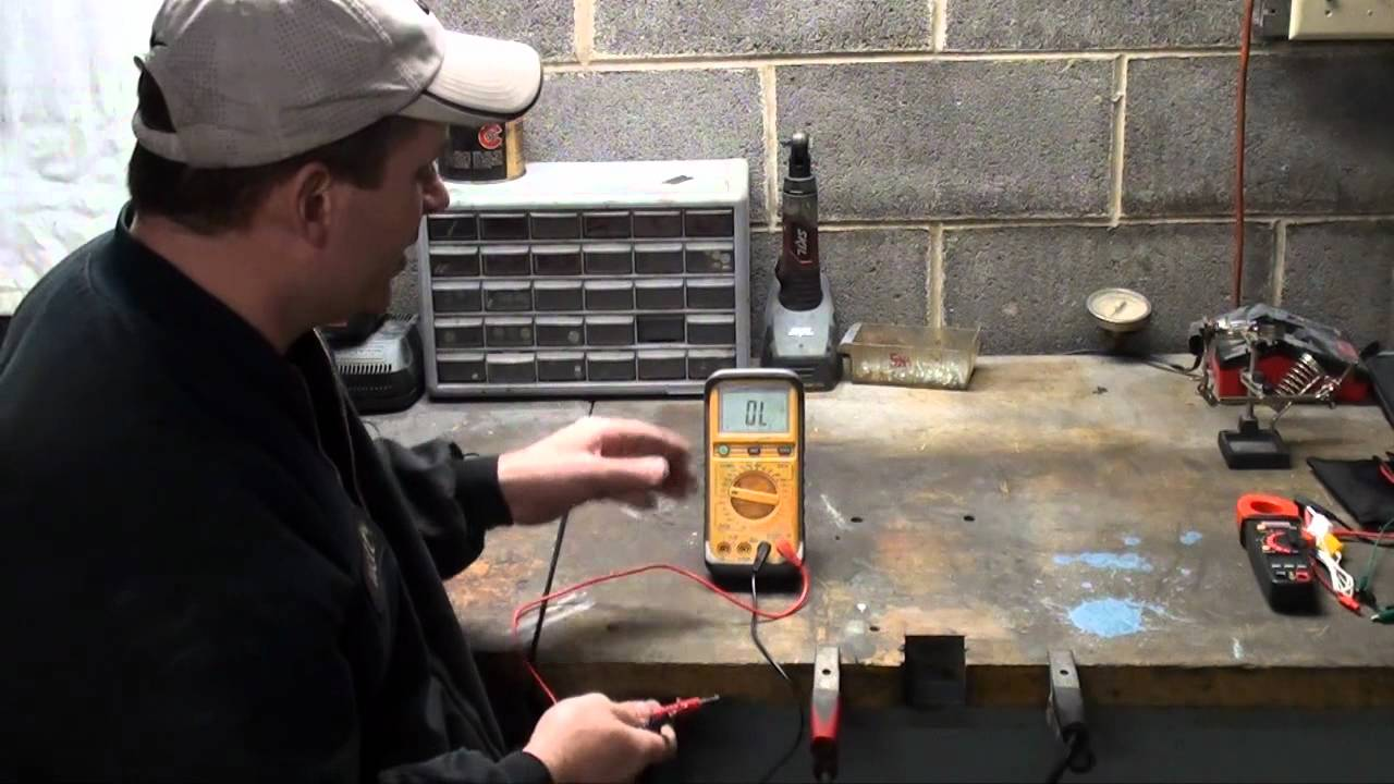 multimeter test light amp clamp dc automotive. Black Bedroom Furniture Sets. Home Design Ideas