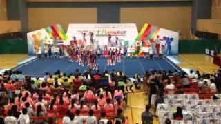 EK Knights at the 5th Hong Kong Games representing Yau Tsim Mong District 2015
