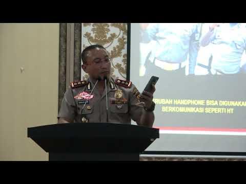 Inovasi Polres Kota Tangerang