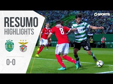 Highlights | Resumo: Sporting 0-0 Benfica (Liga 17/18 #33) from YouTube · Duration:  2 minutes 59 seconds