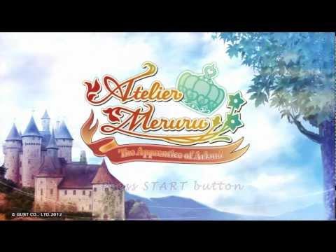 「Atelier Meruru」 ~ Intro Opening