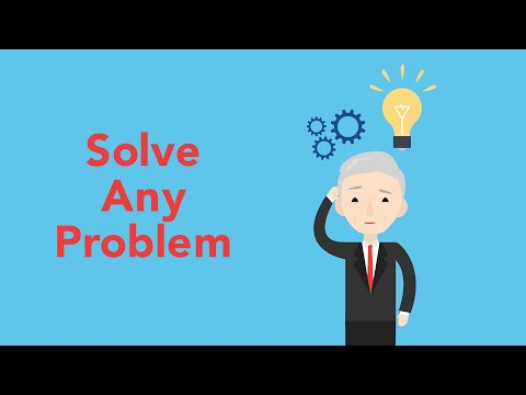 5 Step Formula to Solve Any Problem   Brian Tracy