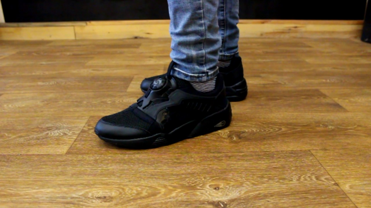 Review | Puma Disc Blaze CT Triple Black