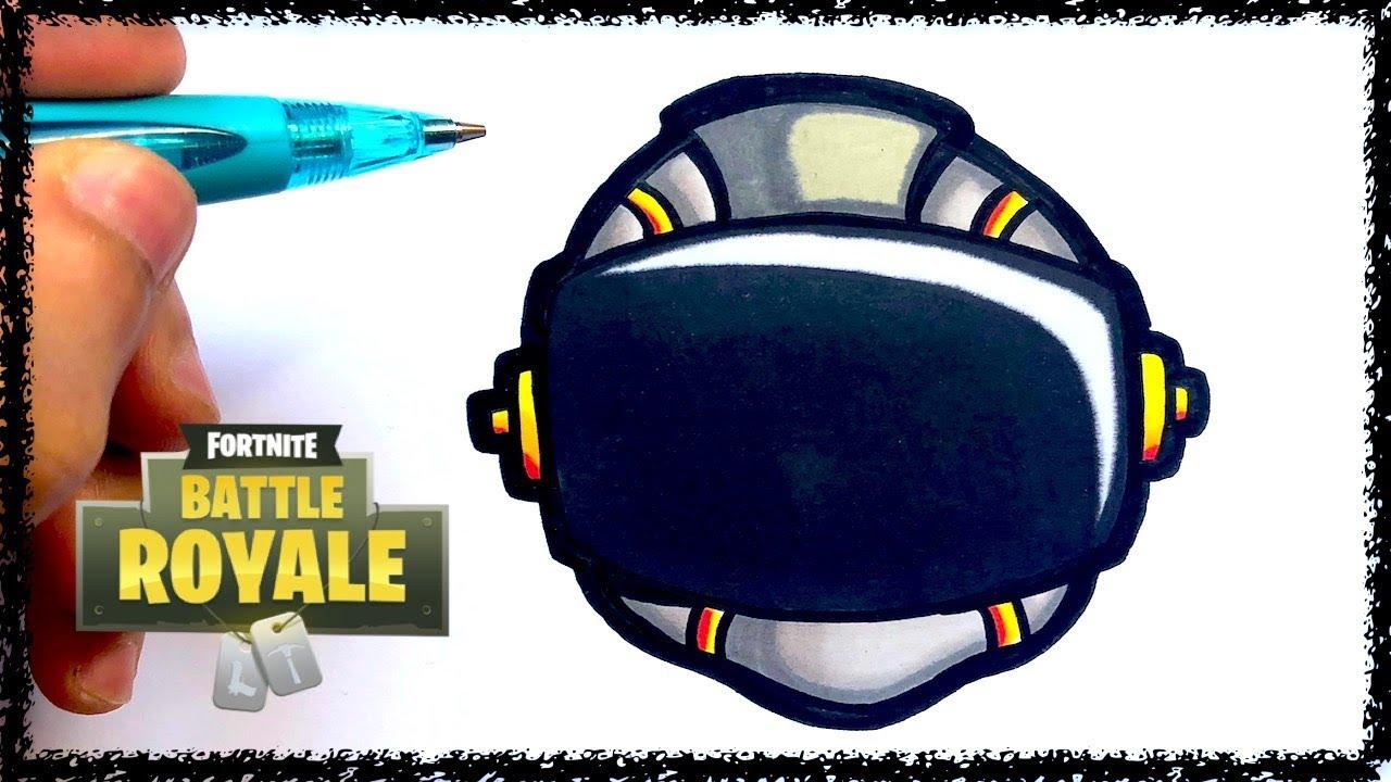 Tuto Emoji Voyageur Noir Fortnite Youtube