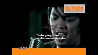 Video Ada Band - Manusia Bodoh (HQ+Lyric) download MP3, 3GP, MP4, WEBM, AVI, FLV Agustus 2018