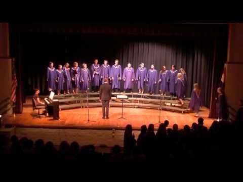 Pacific High School 2015 Spring Choir Concert #1