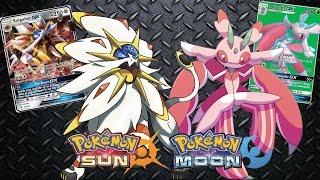 pokemon tcg sun and moon deck profile 6 solgaleo gx lurantis gx grassy mufasa