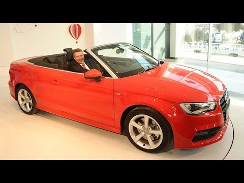 Audi A3 Convertible Launched In India Youtube