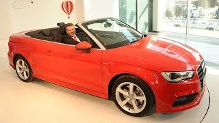 audi a3 convertible launched in india