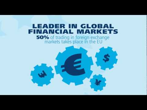 Facts about EU financial services