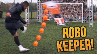 Download F2 VS INSANE ROBO-KEEPER! (UNBEATABLE!) Mp3 and Videos