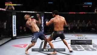 Funny K.O. EA SPORTS™ UFC® 3 Moment #1