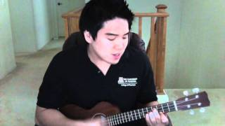 t pain 5 o clock ukulele tutorial
