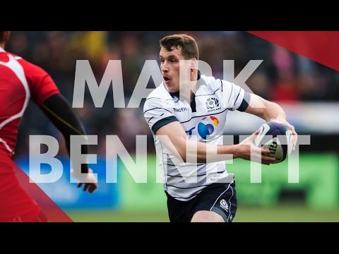NEW SIGNING  Mark Bennett