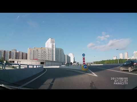 Москва. Улица Островитянова 1х (2017)