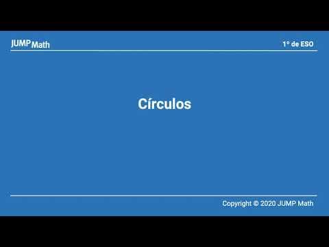 1. Unidad 4. Círculos