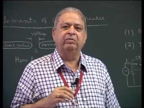 Prof. B L MATHUR- Elements of Circuit Breakers thumbnail