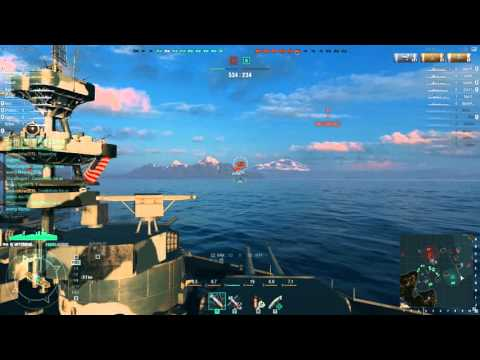 World of Warships Wyoming - I Just Needed A Sec..Free online multiplayer PC Game