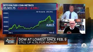 Galaxy Digital's Mike Novogratz on bond yields, $15 minimum wage, GameStop