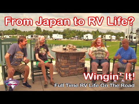 An International Journey To Full Time RV Life