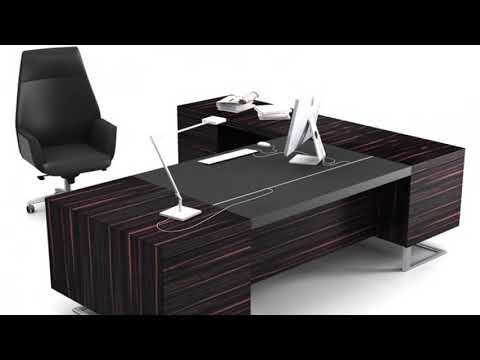 Executive Office Desk Furniture Designs