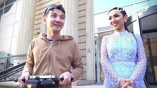 BACKSTAGE: Ғазизхан Шекербеков & Айнұр Бабаева - Кінә бар