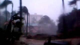 Hurricane Irene 2011: Atlantis, Bahamas