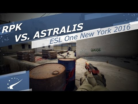 RpK vs. Astralis -  ESL One New York 2016