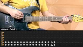 Duality - Slipknot (aula de guitarra)