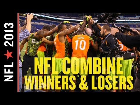 2013 NFL Combine Results: Winners And Losers