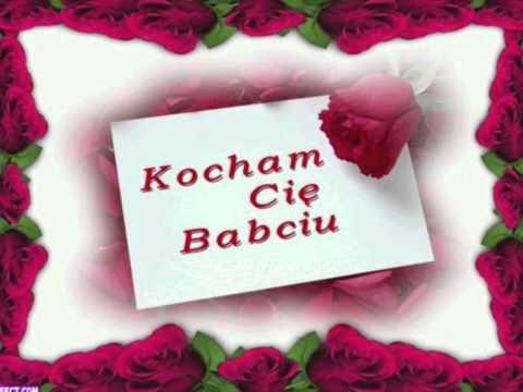 ♫♫ Dla Ukochanej BABCI!!!. ♫♫