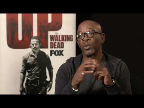The Walking Dead's Lennie James teases Carol and Morgan's 'deep' relationship