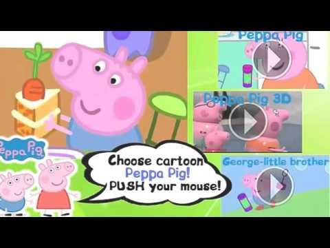 Peppa Pig Cucina 2016 Peppa Lv Latviesu Valoda Peppa Pig Cucina Hd 2016 Youtube